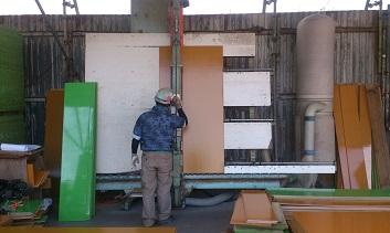 型枠の加向建設 愛知、岐阜、三重の型枠 仕事イメージ